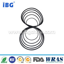Flat rubber washer for hay probe protector