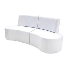 Wartestuhl-Sofa für Wartezimmer-Hotel