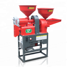 DAWN AGRO Combined Rice Mill Dehusking Husk Powder Grinding Machine