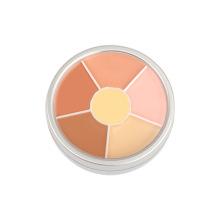 Wholesale High Quality Private Label Concealer Palette Waterproof Custom OEM Make Up 6 Colors Concealer