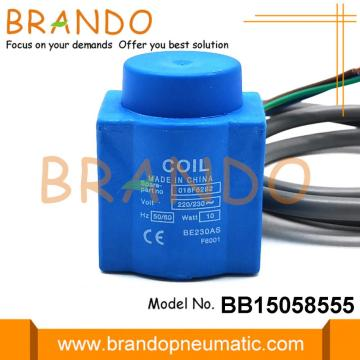 Flying Leads Cooling Solenoid Coil