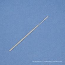 écouvillon nasopharyngé avec test d'échantillonnage stérile sur écouvillon