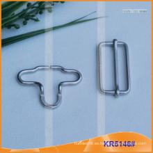 Metal Gourd hebilla para los accesorios de prendas de vestir KR5146