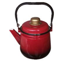 Enamel Kettle, Enamel Teapot, Porcelain Enamelware, Enamel Teapot