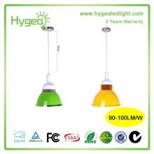 Vente chaude Restaurant LED lumières haute baie luminaire haute luminaire luminaire encastré 3 ans de garantie