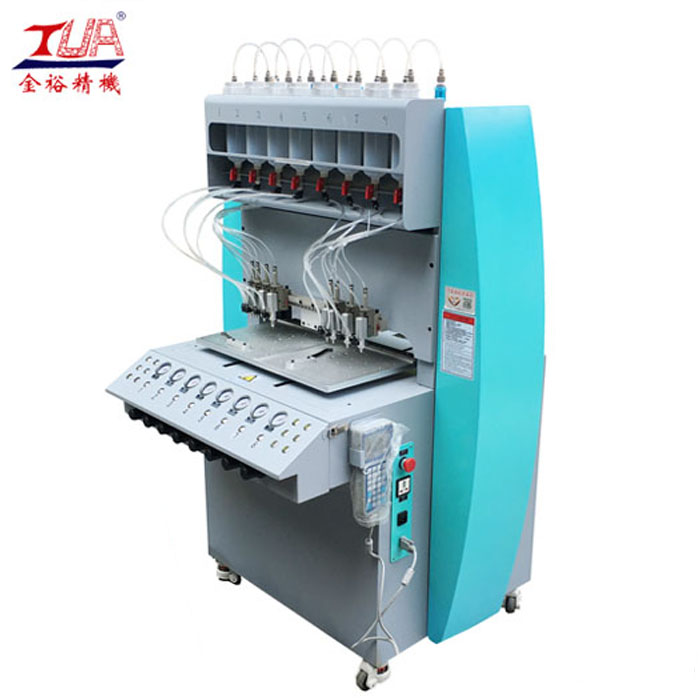 PVC Patches Dripping Making Machine For Clothes