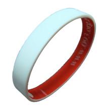 Fashion Cheap Custom Silicone Wristband