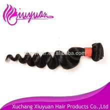 Cheap virgin human remy hair wholesale loose wave brazilian hair weave