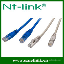 Blue UTP Cat5E кабели для патч-кордов