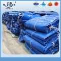 Waterproof pvc coated tarpaulin for trailer cage