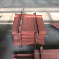 Cement Industry Hard Facing Overlay Liner