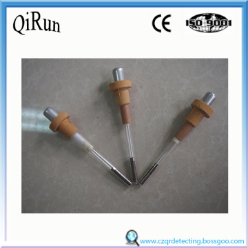 Pin Type Sampler for Metal Factory
