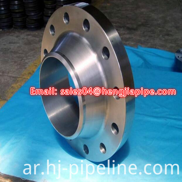 carbon steel WN flange