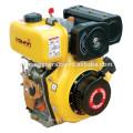 Сертификат CE 10HP 406cc двигатели с воздушным охлаждением Дизельный двигатель WD186