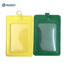 Cubierta protectora plástica caliente del color de la tarjeta de 2018 PVC / de la identificación