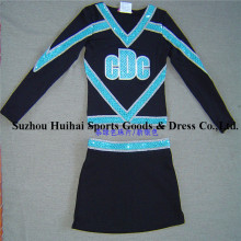 2017 Cheerleading Spandex Uniforms
