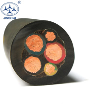 Customized Commercial Natural Rubber Sheath submarine cable