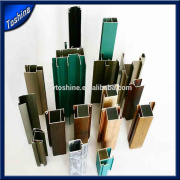 6061, 6063 Extruded Aluminum Profile for Building and Furniture