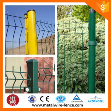 China fornecedor preço baixo Cerca de Segurança / Courtyard Fence / High Quality Powder Coating