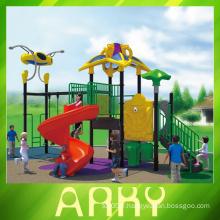Paradis de rêve pour aire de jeux extérieure pour enfants