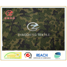 2000d Poly Oxford Swamp Style Camouflage Printing Fabric (ZCBP185)