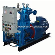 Erdgas 250bar cng Luftkompressor für Tankstelle 90Kw 0.6Mpa Biogas Kompressor