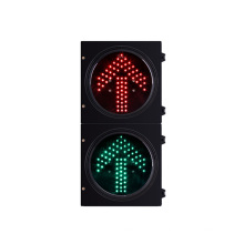 200mm 8 inch red green arrow Semaphore rojo y verde LED direction Traffic Light indicator light