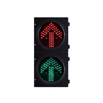 200mm 8 inch red green arrow Semaphore rojo y verde LED direction Traffic Light indicator light
