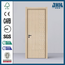 JHK Modern Design PVC Wood Door