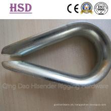 DIN6899 a Type Dedal, DIN6899b Type Thimble