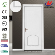 JHK-009-2 New Mould Popular Middle East Whiter Primer Interior Door