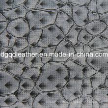 Мода камень шаблон украшения мебели кожаный (qdl по-51384)