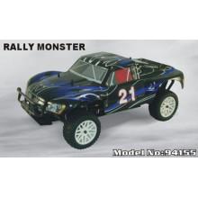 Brinquedo do Hsp R / C do carro 4X4 RC 1/10 posto a gasolina