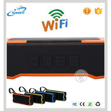 New Technology WiFi Speaker Power Bank Waterproof Speaker