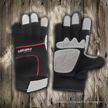 Arbeitshandschuh mit Handschuhen - Sicherheitshandschuh - Handschuh mit Industriehandschuh