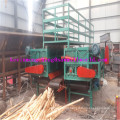 Electric Peeler Log Debarking Machine Double Slot Model