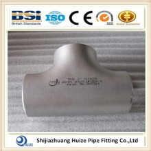 A403 WP321 Stainless Steel Reducing Tee