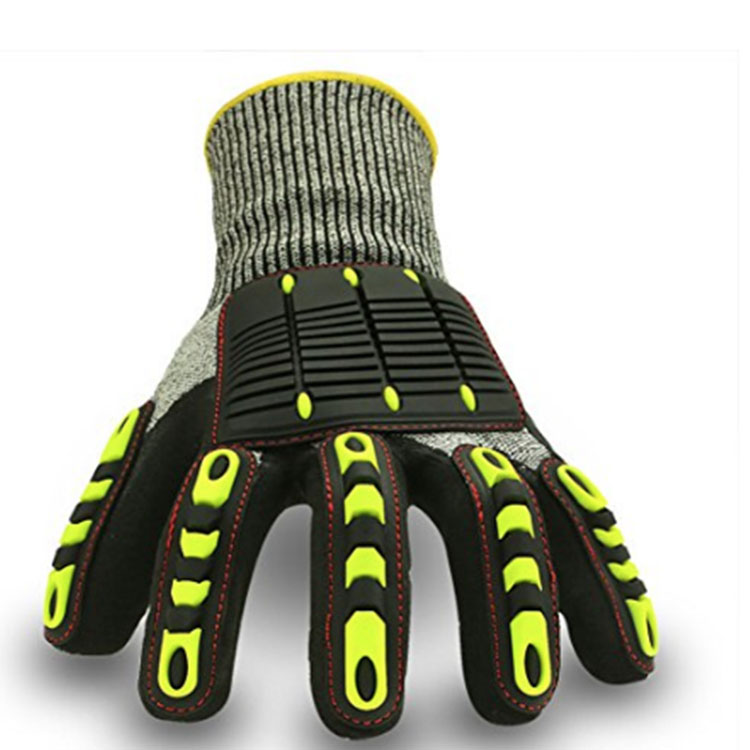 Full Finger Anti Cut Strong Protective