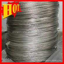 Cable de titanio puro ASTM B863 Gr5 en existencia