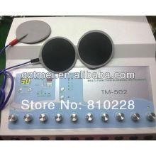 Estimulador de músculo elétrico para dispositivo de perda de peso