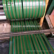 cut moulded edge Power Transmission Flat Belt