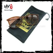 Nouveau sac de tissu bon marché de conception, poche d'enveloppe de tissu, lunettes de nettoyage de poche de tissu