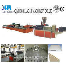 PVC WPC Profile Wide Door Board Extrusion Line (YF-800)
