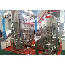 2017 FLP serie multifunción granulador y revestidor, SS cilindro secador de la máquina, vertical uv horno de curado