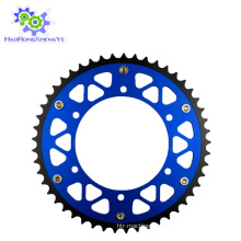 Motorcycle drive machining sprocket