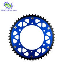 Мотоцикл привод механической обработке цепное колесо