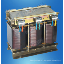 Transformateur d'isolation de qualité 1-1000kVA (simple et triphasé)