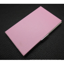 Promotion Gift Metal Business Card Case, Business Name Card Holder