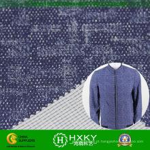 Tecido de poliéster T400 com impresso para Men′s Primavera jaqueta ou casaco