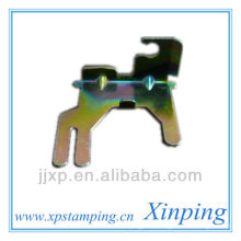 Custom small stamping metal zinc plated parts